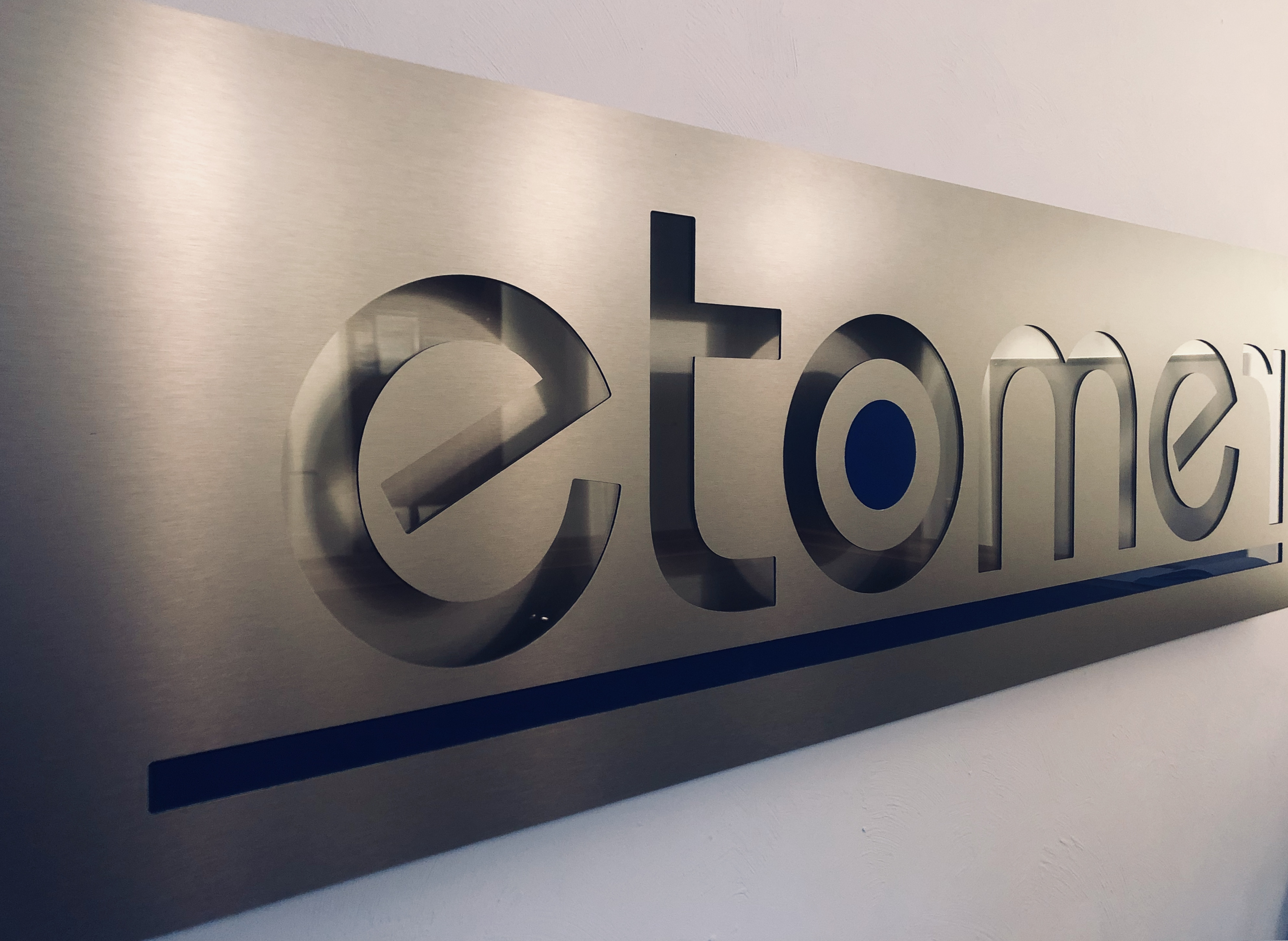 etomer Eingangsbereich