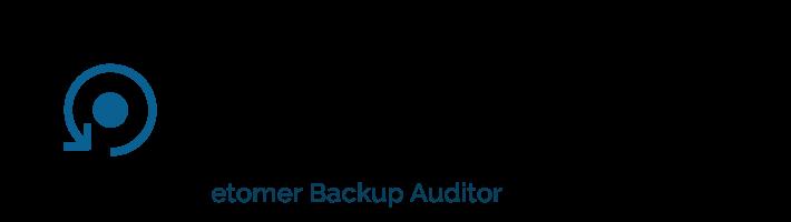 Logo etomer Backup Auditor