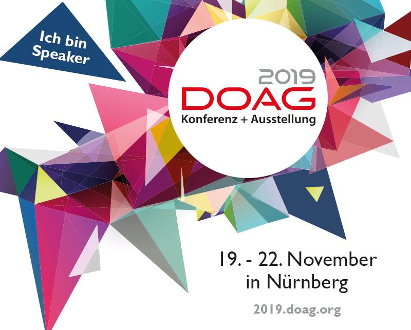 DOAG-2019-Konferenz